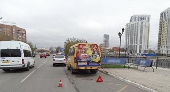Женщина убедилась на собственном опыте, как опасно ездить на маршрутках в Астрахани