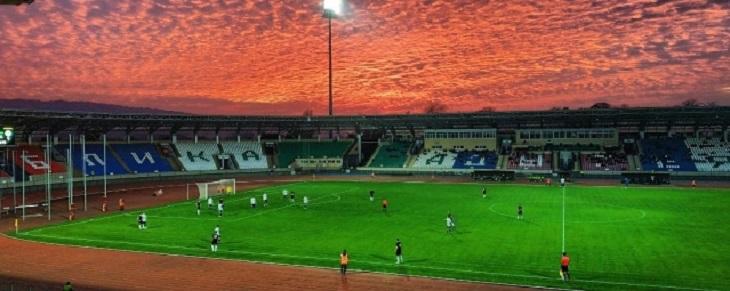 Астраханский «Волгарь» привёз победу из Майкопа