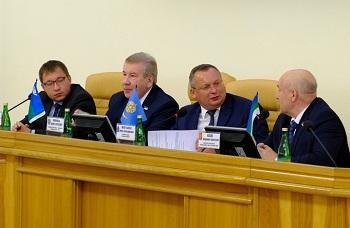 Игорь Мартынов: «Правовая база развивающихся территорий требует постоянного совершенствования»