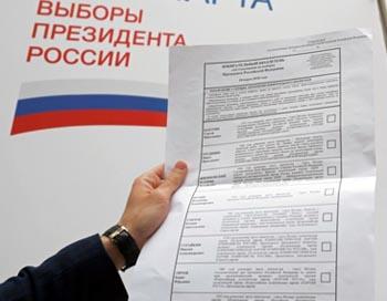 Единственная жалоба на ход выборов президента России в Астраханской области не подтвердилась