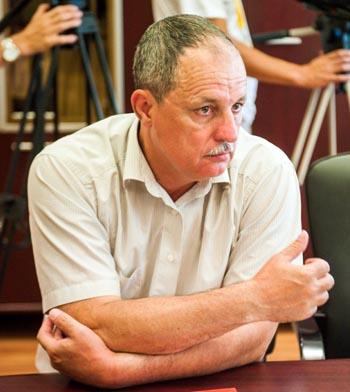 Геннадий Диденко займётся обеспечением безопасности дорожного движения в Астраханской области