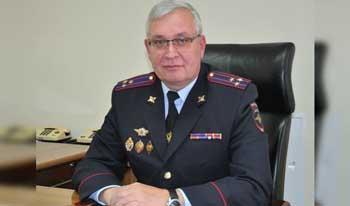 В Астраханской области назначен новый начальник УМВД