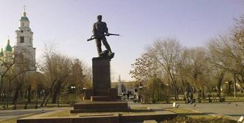 В Астрахани празднование Крещения Господня пройдёт на улице Кирова, около Братского сада