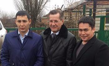 В Приволжском районе газифицированы поселки Придорожный и Кизань
