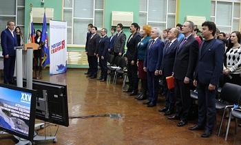 В астраханской «Единой России» кардинально изменился состав политсовета