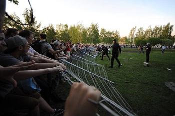 Социальный взрыв в Екатеринбурге