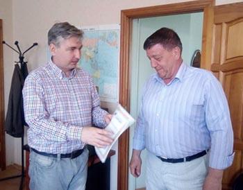 Астраханская маргинальная оппозиция приросла Александром Яровым