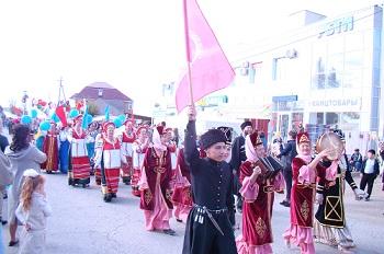 Приволжский район отпраздновал свой день рождения