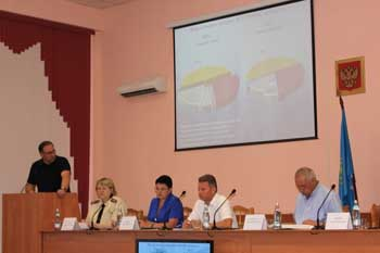 На коллегии министерства здравоохранения области обсудили актуальные вопросы