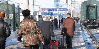 Поезд из Астрахани в Нижневартовск стал ехать быстрее