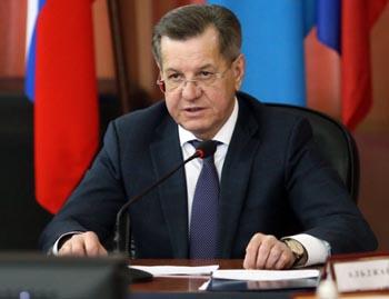 Рейтинг губернатора Астраханской области Александра Жилкина вырос