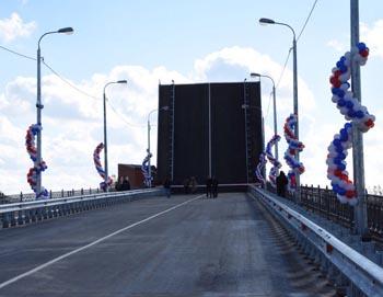 Губернатор Александр Жилкин – об открытии Кирикилинского моста в Астрахани