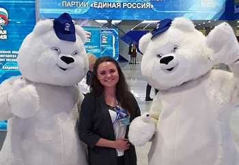 Пресс-секретарь астраханской «Единой России» написала прощальное письмо
