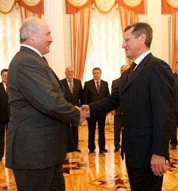 Руководители Астраханской области прибыли в Беларусь