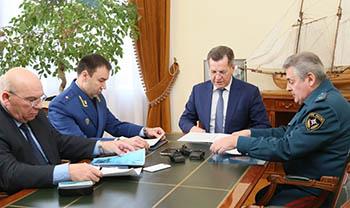Правила пожарной безопасности нарушили все ТЦ Астрахани