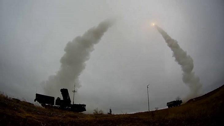 Неозвученные детали испытаний С-400 на полигоне под Астраханью