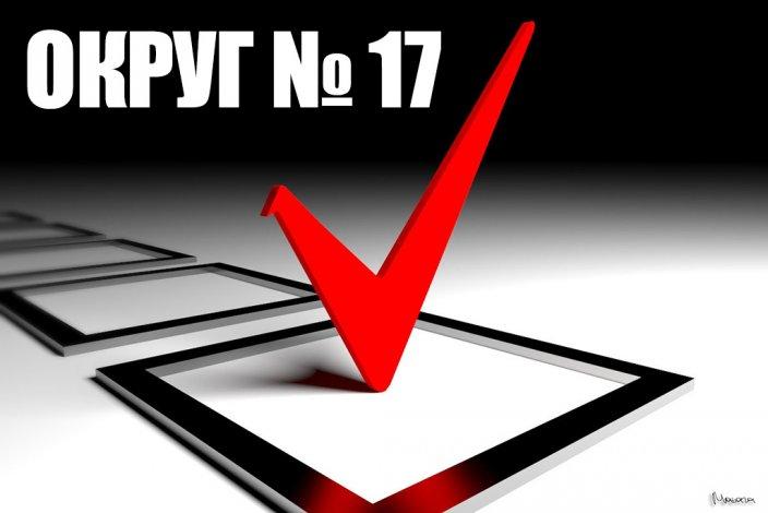 Разбираем кандидатов: округ № 17