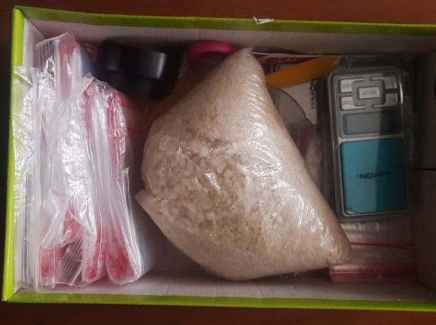 В Астрахани задержана семья наркоторговцев