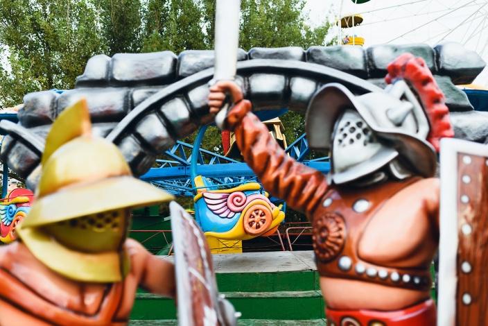 В администрации Астрахани решили снести парк «Планета»