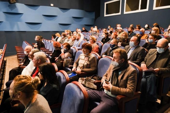 В астраханском Союзе театральных деятелей выбрали председателя