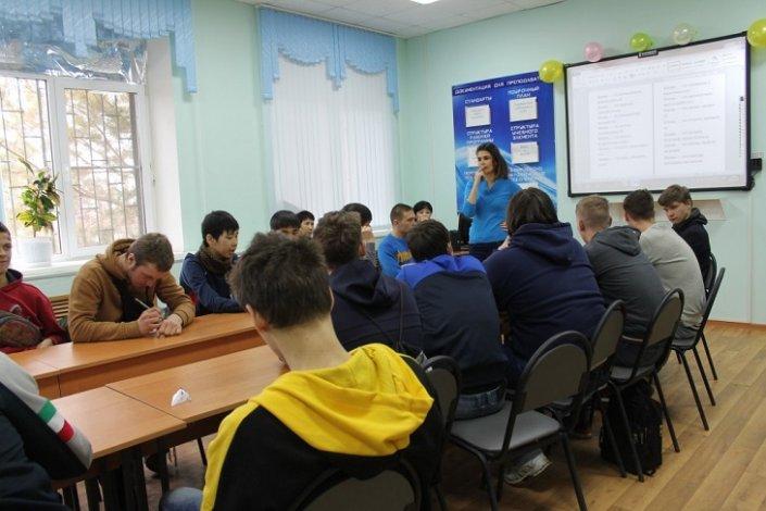 Воспитанники астраханских детских домов стали студентами