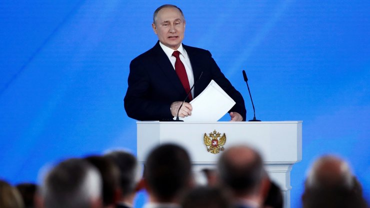 Астраханцы обсуждают послание президента Путина
