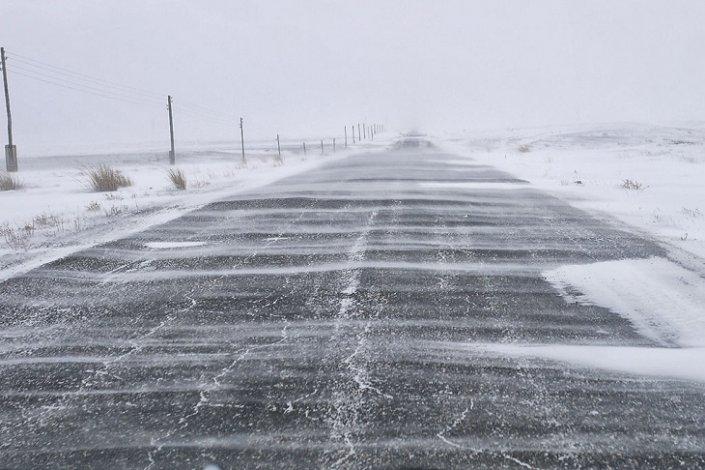 Астраханские трассы в ожидании зимы