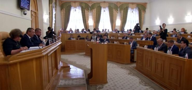Астраханские депутаты объединят два муниципальных образования