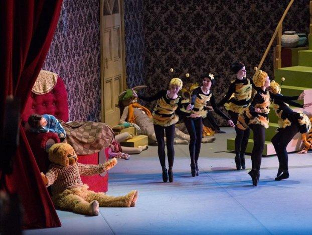 Винни-Пух приглашает астраханцев на праздник