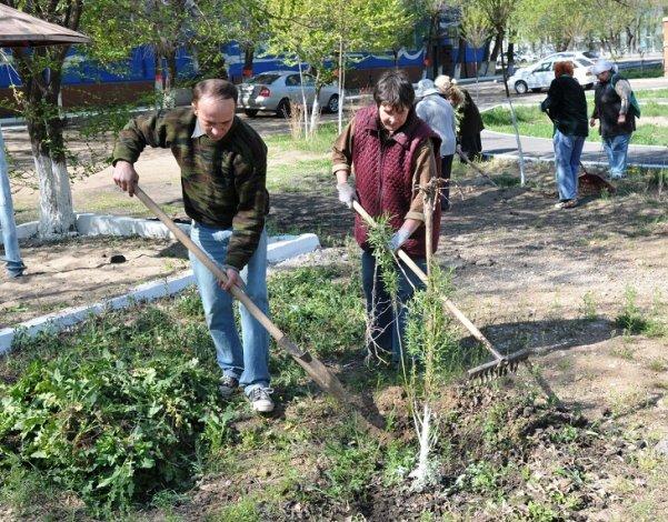 Пятница объявлена в Астрахани Днём чистоты