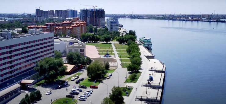 Фотофакты: что изменилось в Астрахани за год?