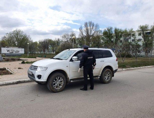 Нарушитель карантина приехал в Астраханскую область из Волгограда