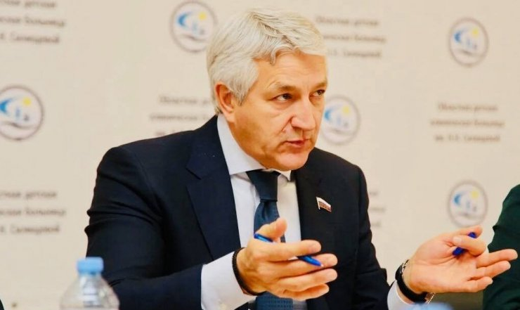 Депутат Госдумы Леонид Огуль провёл круглый стол по оказанию паллиативной помощи детям