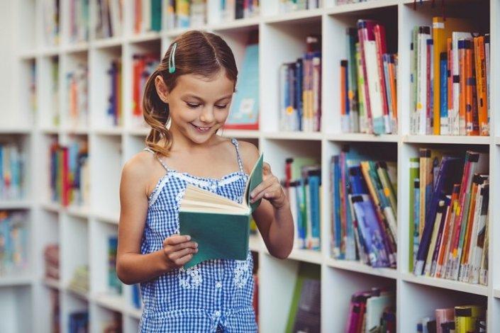 Маленьких астраханцев приглашают в виртуальную библиотеку
