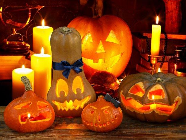 Астраханская библиотека объявила конкурс перед Хэллоуином