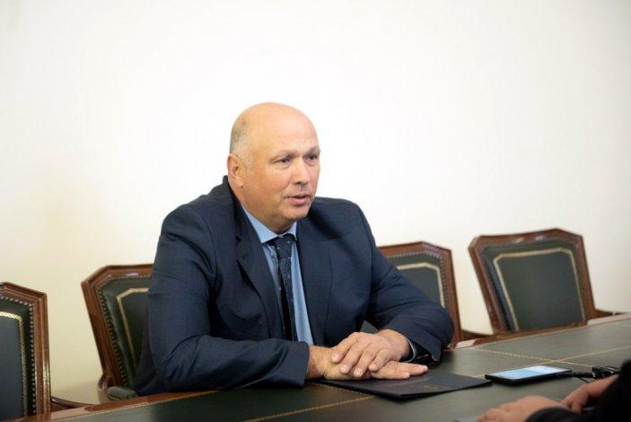 Харисова наградили почётной грамотой астраханского губернатора