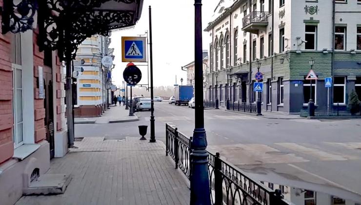 В субботу на улице Никольская в Астрахани пройдут развлекательные мероприятия
