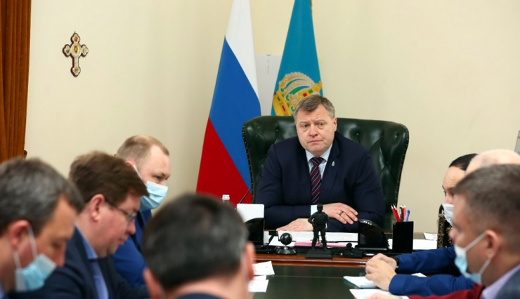 Астраханский губернатор назначил министра финансов