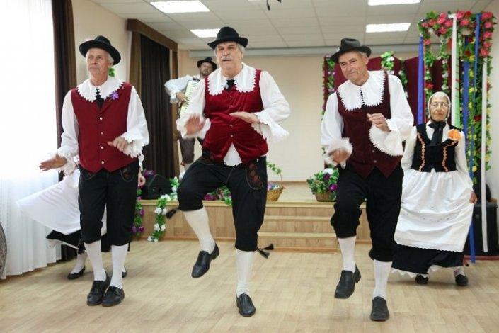 В Астрахани состоялся немецкий этновечер