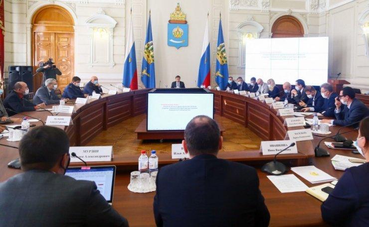 Астраханское правительство учится на ошибках прошлого года
