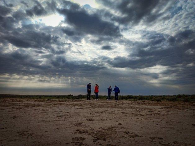 Специалист по хазарам побывал на раскопках под Астраханью