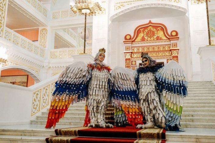 В Астраханской области расходы на культуру резко сократились