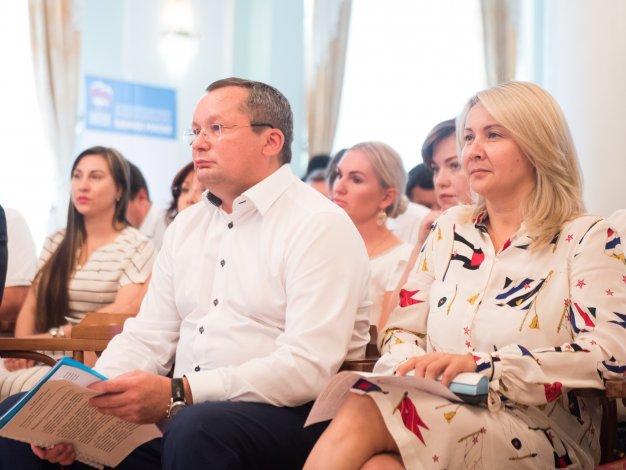 Игорь Мартынов: «Приоритетные проекты становятся центрами притяжения активных астраханцев»