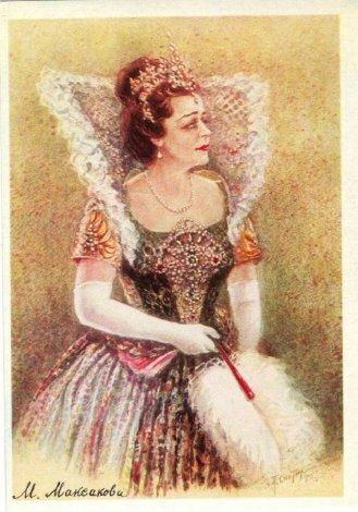 Оперные дивы с астраханскими корнями представлены в коллекции открыток