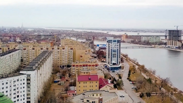 Индекс промышленного производства по Астраханской области сократился