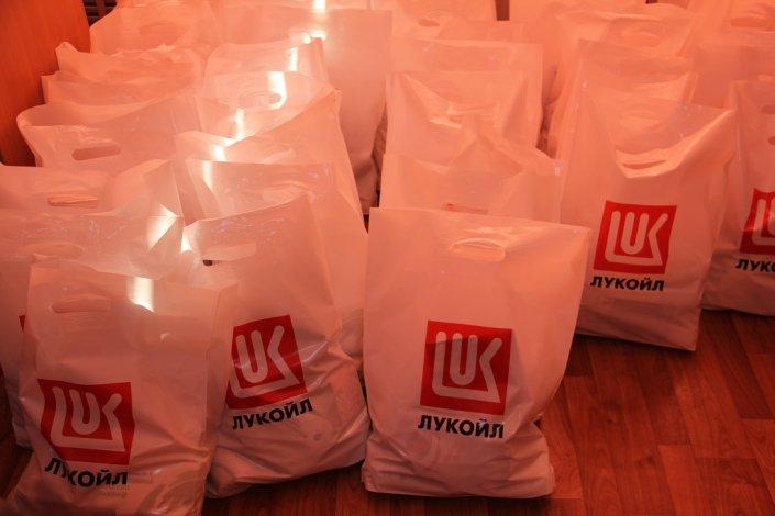 ЛУКОЙЛ помогает региону в борьбе с коронавирусом