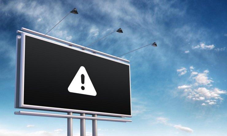 Рекламный бизнес Астрахани бьёт тревогу