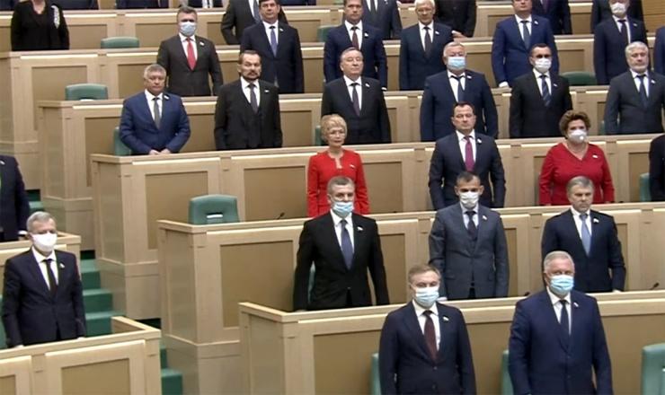 Эксперты замерили активность Астрахани в Совете Федерации