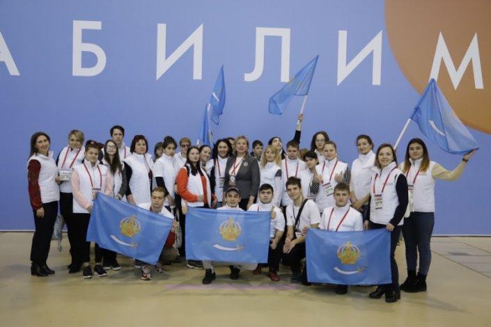 Астраханцы завоевали две медали национального чемпионата «Абилимпикс»