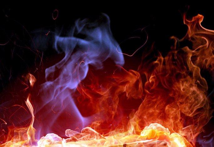 За сутки в Астраханской области сгорели три авто